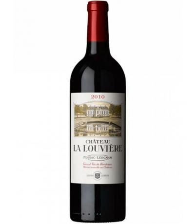 вино Шато ля Лювиер 750мл Руж 2013