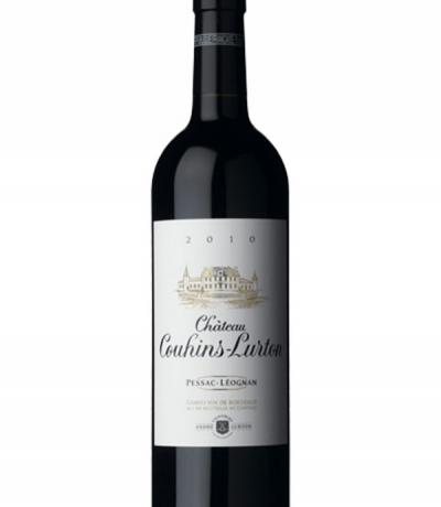 вино Шато Куанс -  Люртон 750мл Руж 2010