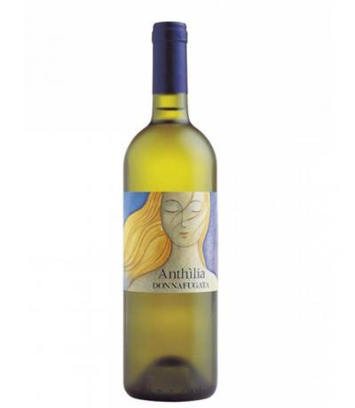 вино Доннафугата Антилиа Бианко 750мл Катарато, Инсолия IGT 2011/2012