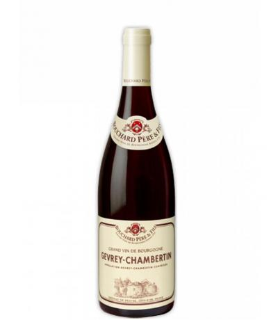 вино Бушар Пер е Фис Жьовре-Шамбертен Вилаж 0.75 л Пино Ноар