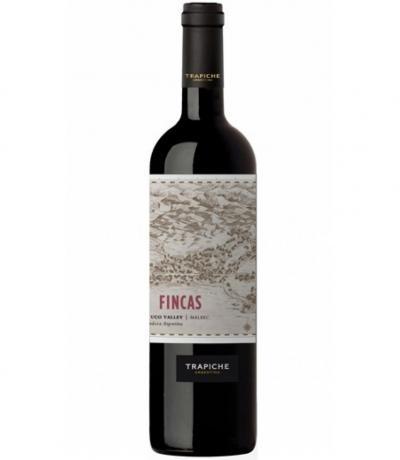 вино Трапиче Финкас 750мл Малбек 2016