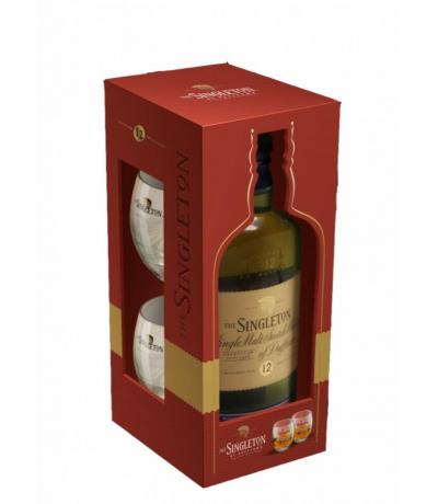 The Singleton off Dufftown 0.7 12YO