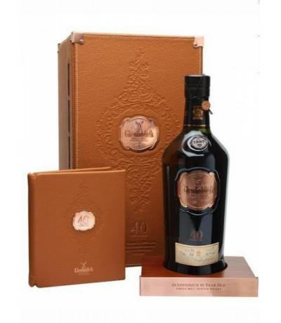 Glenfiddich 40 Years Old Rare Collection Pure Single Malt Scotch Whisky