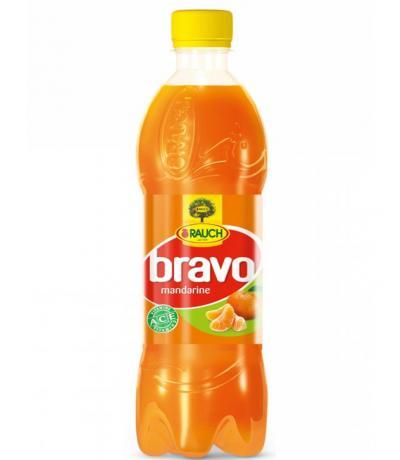 напитка Раух Браво 500мл Мандарина 12%