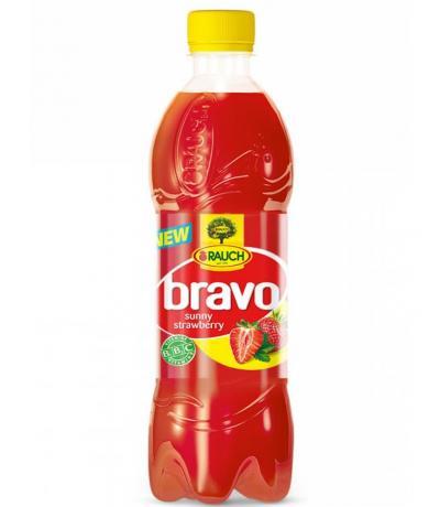 напитка Раух Браво 500мл Ягода 12%
