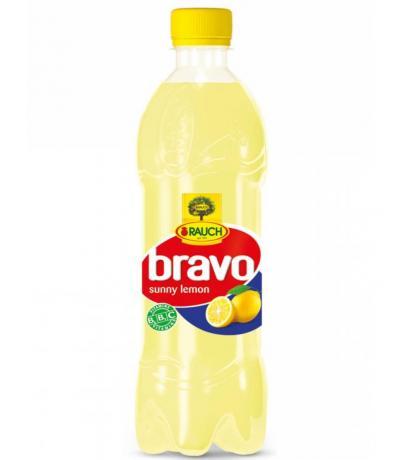 напитка Раух Браво 500мл Слънчев Лимон 6%