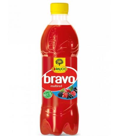 напитка Раух Браво 500мл Червени плодове 12%