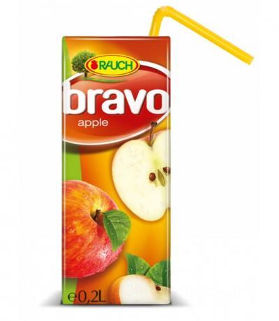 нектар Браво 200мл Ябълка 50%