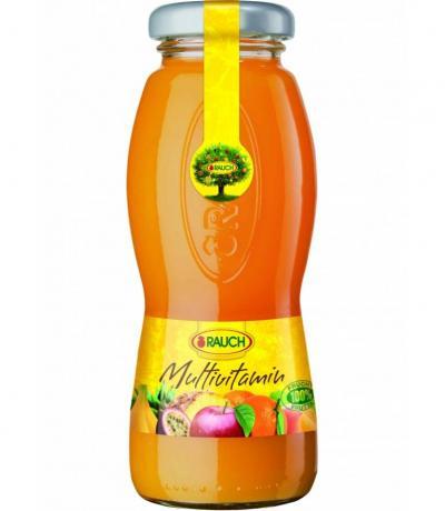 натурален сок Раух 200мл Мултивитамин