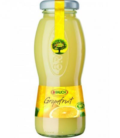 натурален сок Раух 200мл Грейпфрут