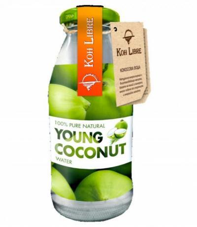 Кох Либре 250мл Сок от млад кокос