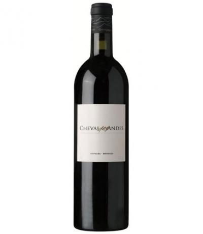 вино Шевал дес Андес 750мл купаж 2005г