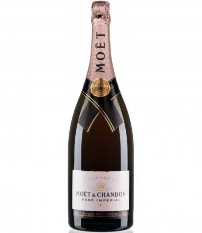 шампанксо Моет и Шандон 1,5л Розе империал Магнум