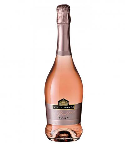 пенливо вино Вила Санди спуманте Ил Фреско 750мл Розе