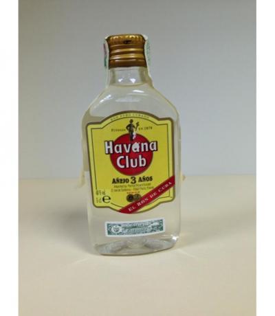 ром Хавана клуб 50 мл 3г