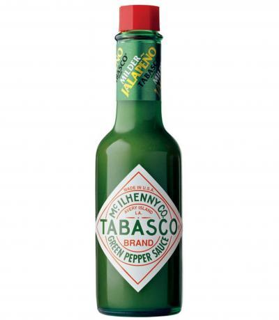 сос Табаско Зелен сос от чушки мек 60мл