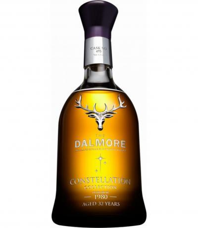 уиски Далмор 700мл Колекция Съзвездие 32 г. Винтидж 1980