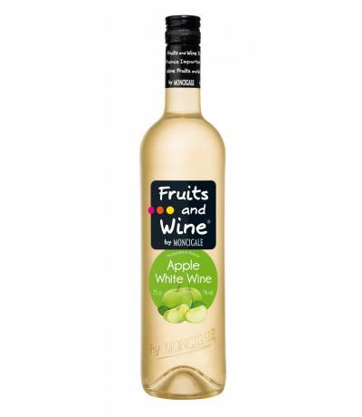 винена напитка Вино и Плодове 750мл Ябълка
