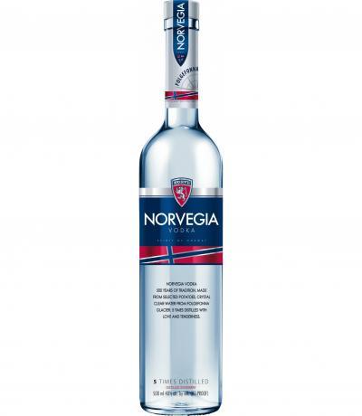 водка Норвегия 700мл