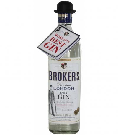 джин Брокерс 700мл Лондон драй джин