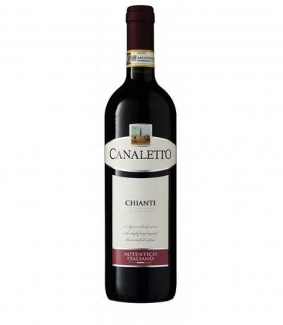вино Каналето 750мл Кианти Дог