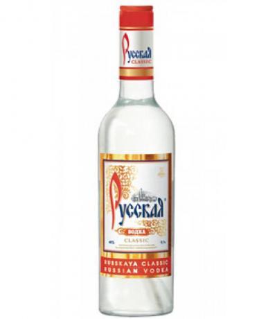 водка Руская 1л