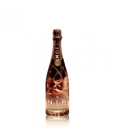 шампанско Моет и Шандон 1500мл Магнум Нектар Империал Драй Розе