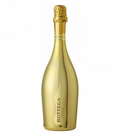 пенливо вино Ботега 750мл Голд