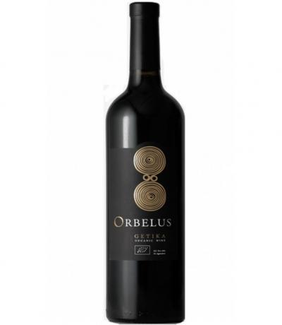 вино Орбелус 750мл Органично вино Гетика 2010