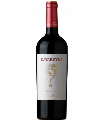 вино Катаржина Куесчън Марк 750мл Каберне и Мерло