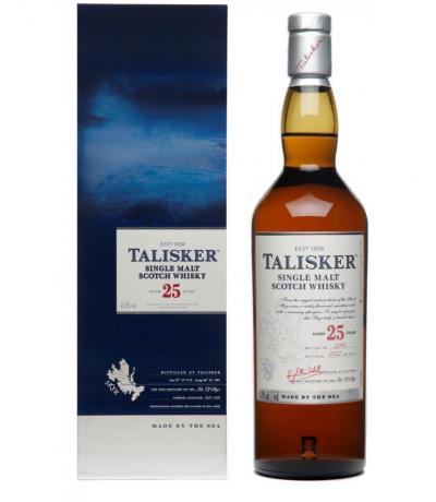 уиски Талискер 700мл 25 годишен