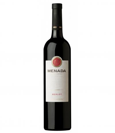 вино Менада 750мл Мерло