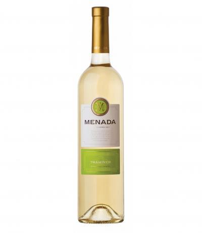 вино Менада 750 мл. Траминер