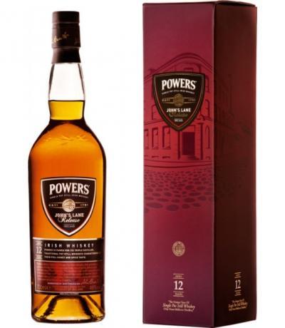 уиски Пауърс 700мл Джонс Лейн 12г