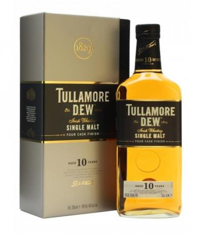 Irish whiskey Tullamore Dew 700ml 10YO Malt