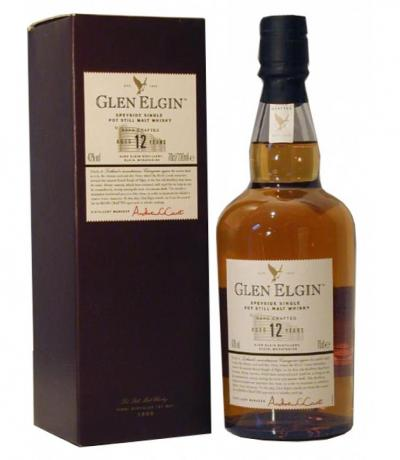 уиски Глен Елджин 700мл. 12г. малц