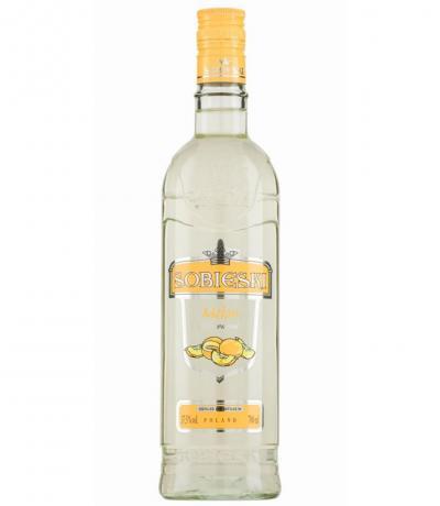 водка Собиески 700 мл. Пъпеш