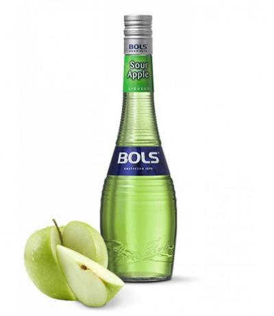 Bols Sour Apple 700ml Liqueur