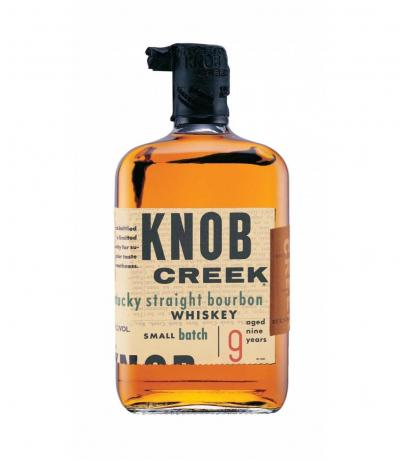 KNOB CREEK 9YO BOURBON