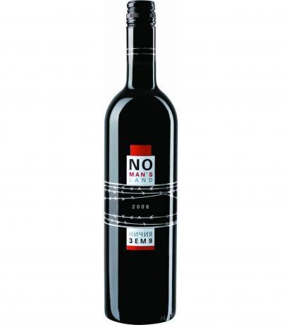 вино Дамяница Ничия земя 750мл Каберне Совиньон, Мерло