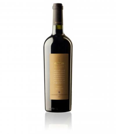 вино Левент 750мл Каберне Совиньон