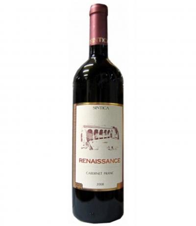 вино Синтика Ренесанс 750мл Каберне Совиньон 2008г