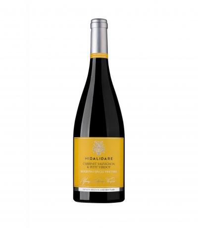 вино Мидалидаре 750мл Каберне Совиньон и Пти Вердо 2017г