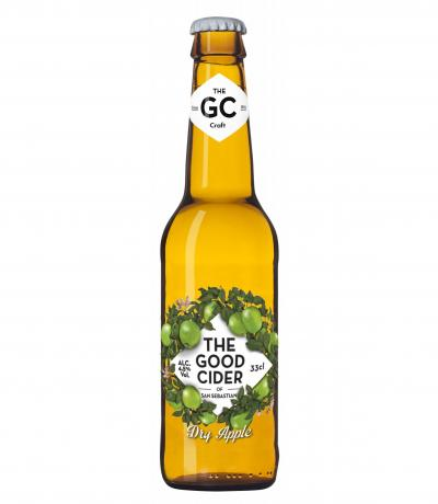 сайдер The Good Cider 330мл Dry Apple