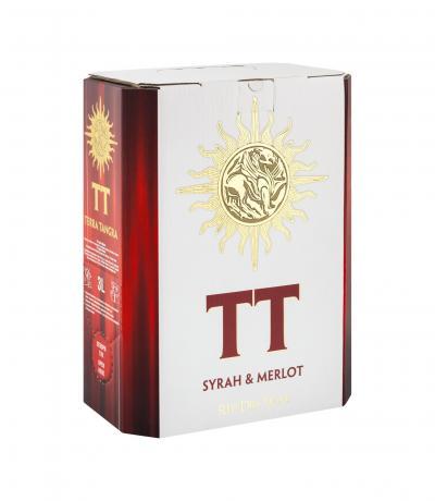 вино Тера Тангра 3л ТТ Сира и Мерло