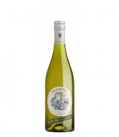 вино Клауди Вал 750мл Гренаж Блан и Верментино IGP
