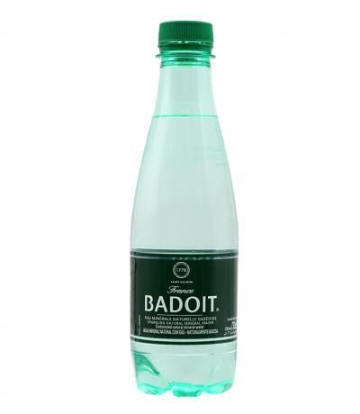 естествено газирана минерална вода Бадуа 330мл бутилка PET