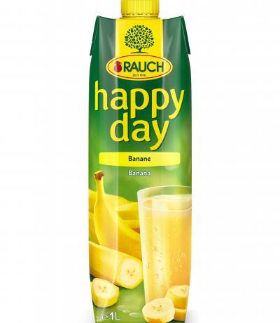 нектар Раух Хепи дей 1л Банан 30%